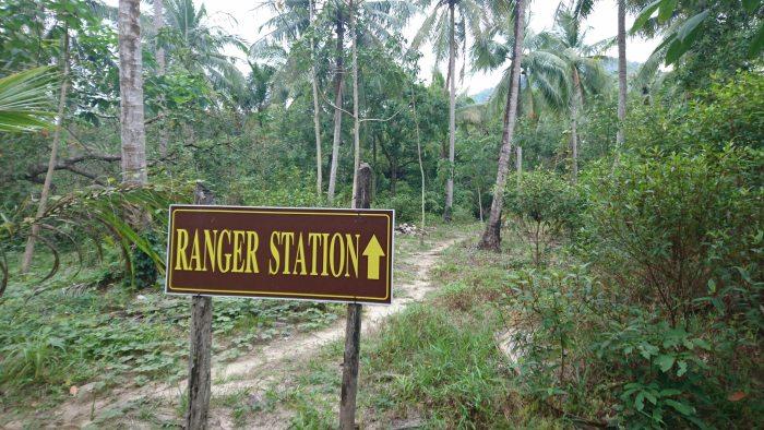 Abzweig zum Ranger Beach-gallery