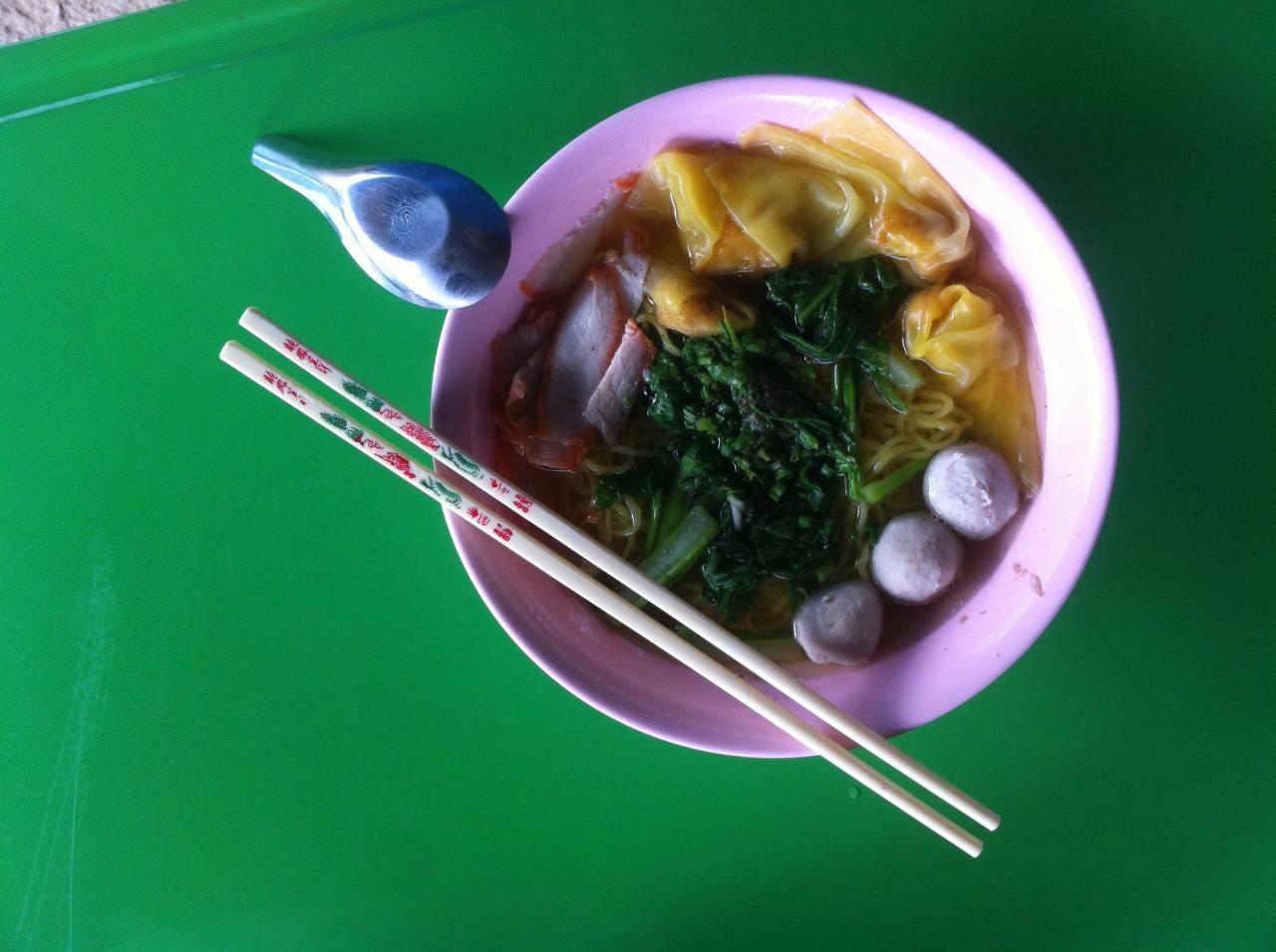 Guai Tiao - thai noodle soup