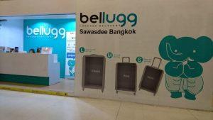 Bellugg airport Bangkok