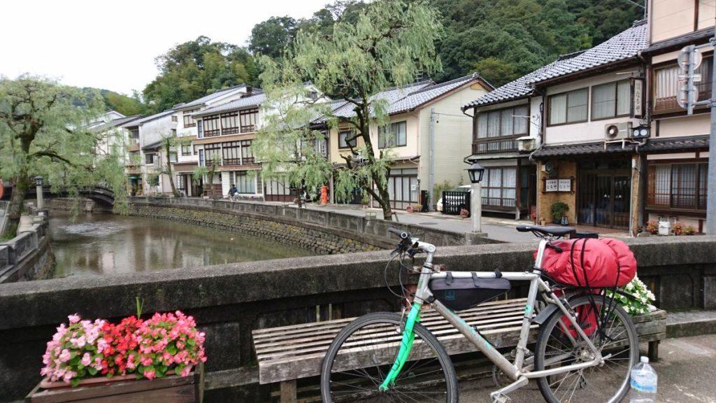 Kinosaki Ryokas cycling