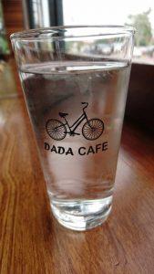 Wasserglas von Dada