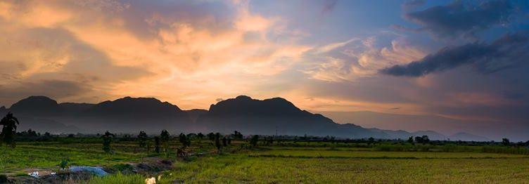 Doi Nang Noon in der Provinz Chiang Rai