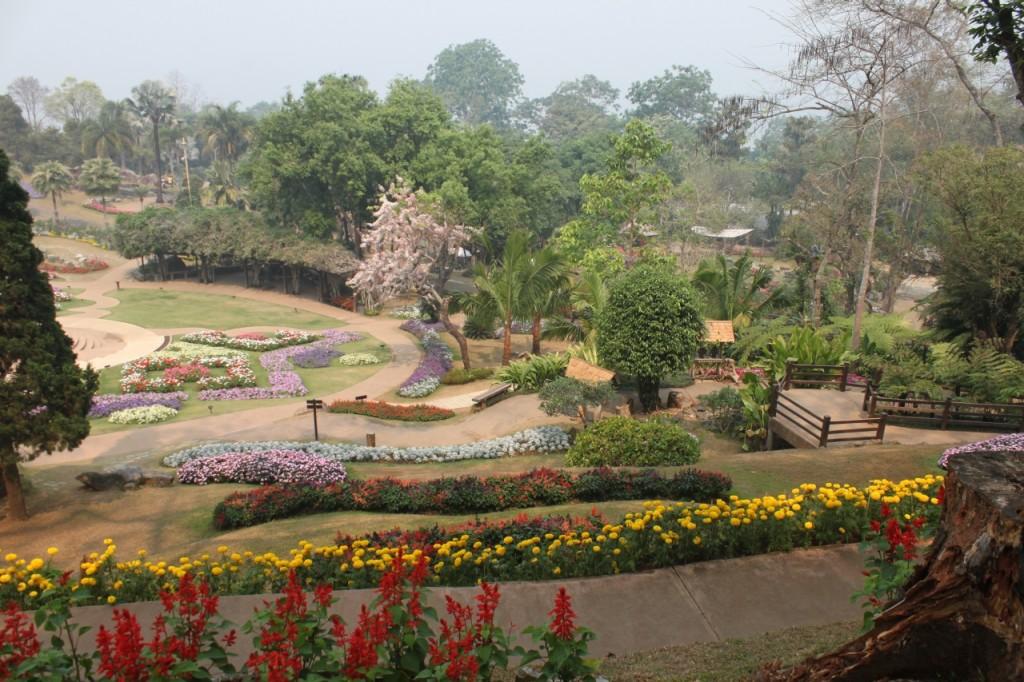 Mae Fah Luang Garden Doi Tung