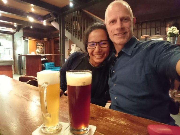 Bier aus der Kulturbrauerei Heidelberg