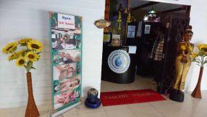 Massage am Flughafen Suvarnabhumi