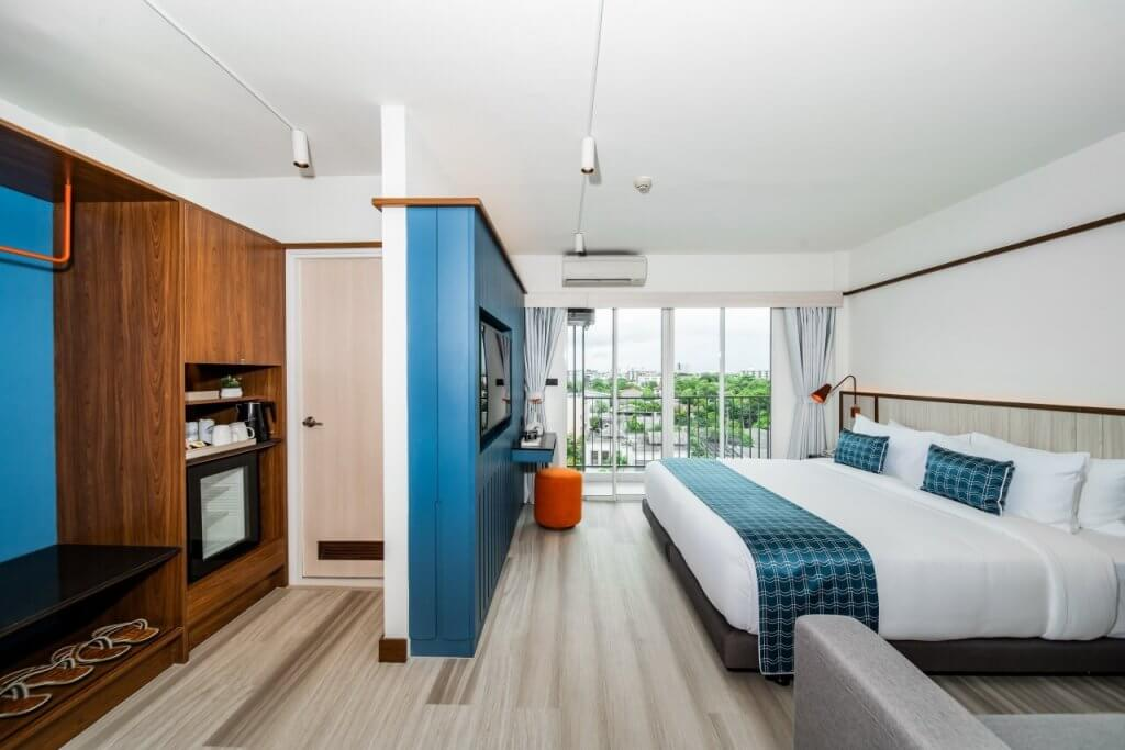 Quarantäne Hotel Thailand - Amber Hotel