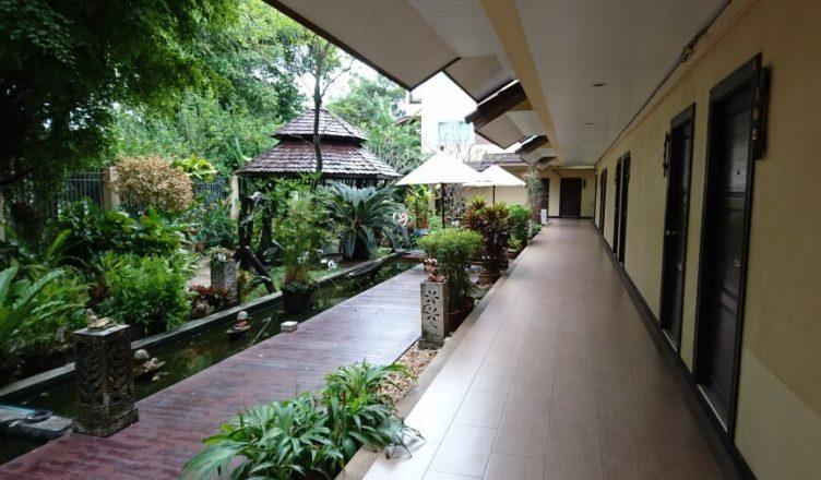 Hotel Lad Krabang close to Suvarnabhumi