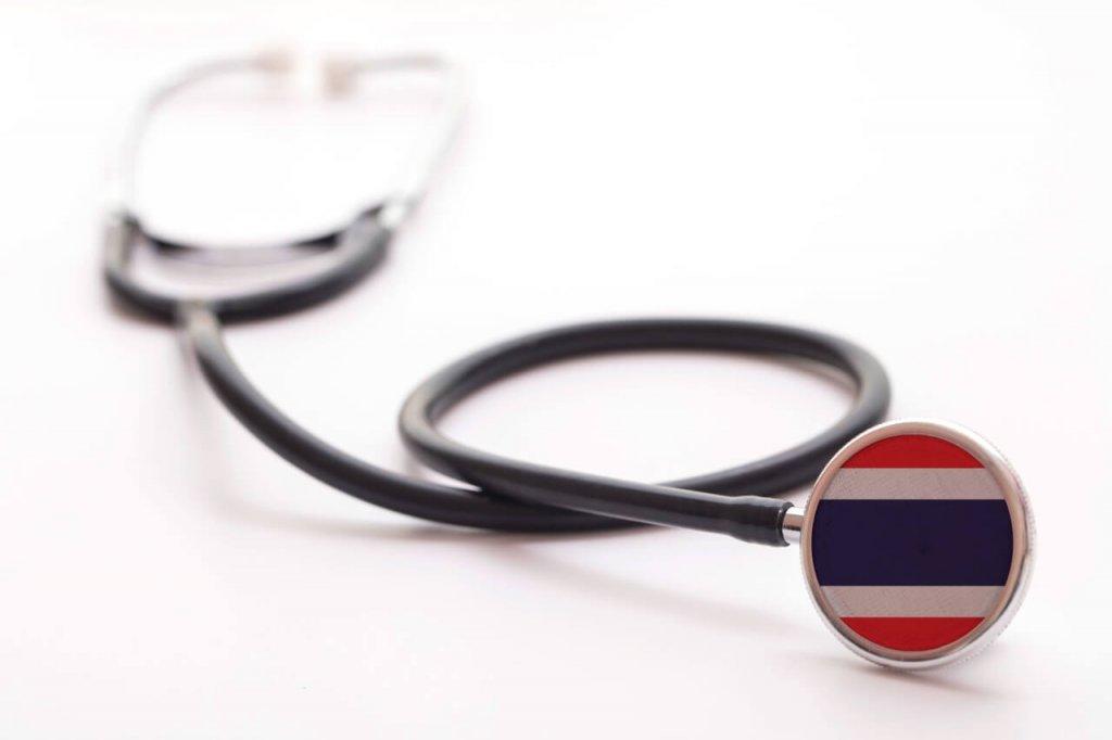 Auslandskrankenversicherung für Thailand