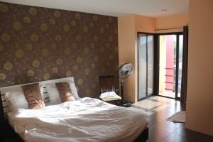 Eines der schönen Zimmer in Ranong