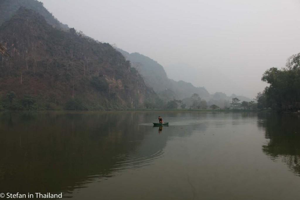 Stefan in Thailand Ausflugsziele nördlich von Chiang Rai