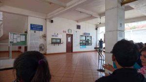 Ausgabestelle Tourist Visum Thailand in Vientiane