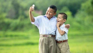 Selfie in Thailand