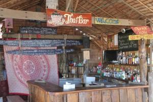 Die Thaibar von Loon und Fabienne auf Koh Chang