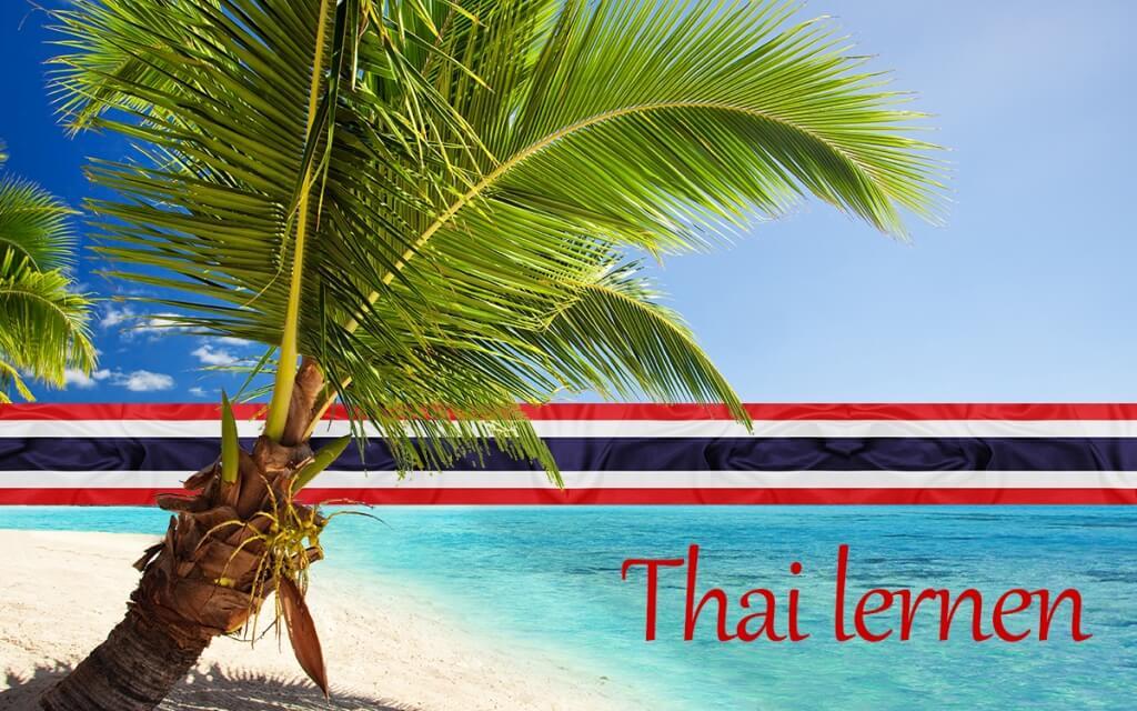 Am Strand in Thailand Thailändisch lernen