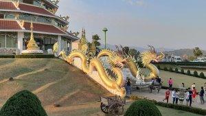 Grosser Buddha Chiang Rai