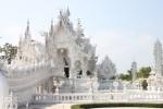 Eine weiße Pracht - der White Temple in Chiang Rai