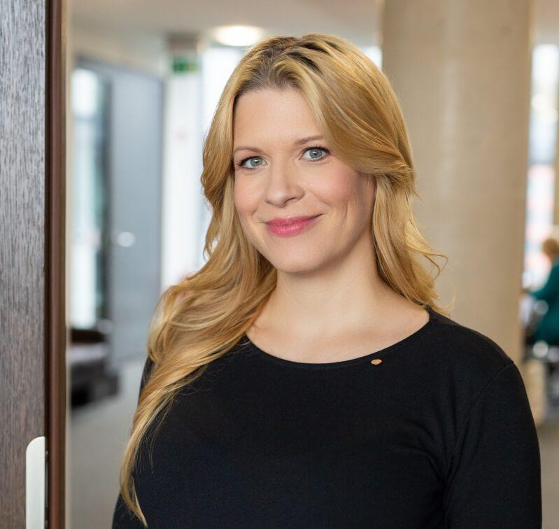 Anne Katrin Schwanitz, Leiterin Marketing BDAE