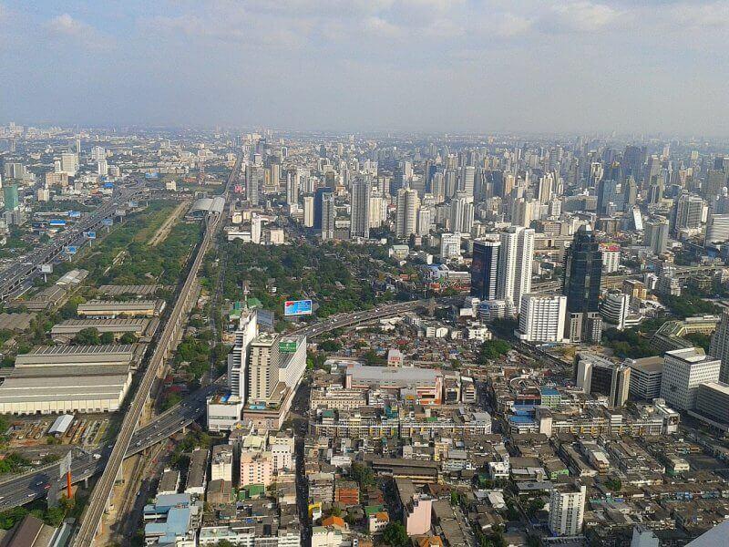 Makkasan Station Bangkok