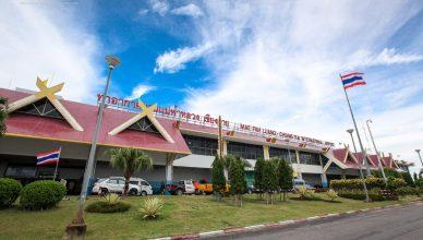 Mae Fah Luang International Airport Chiang Rai