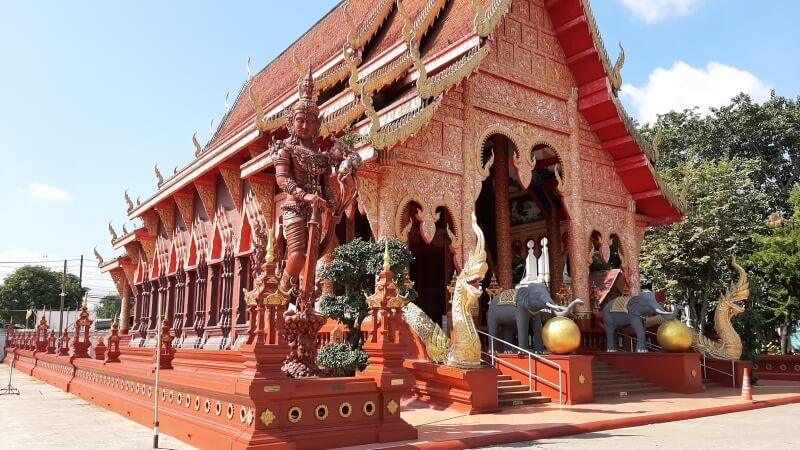 Wat Chiang Yuen Chiang Rai