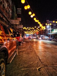 Chiang Rai Night Life